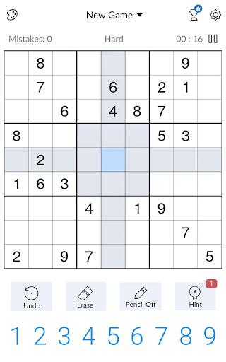 Sudoku - Free Classic Sudoku Puzzles 2.8.0 screenshots 9