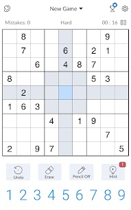 Sudoku – Free Classic Sudoku Puzzles 9