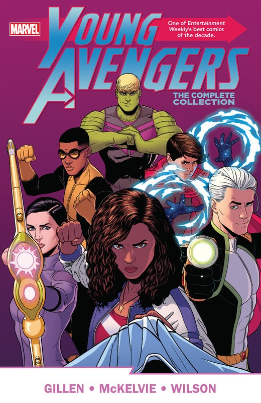 Young Avengers by Gillen and Mckelvie: The Complete Collection (2020)