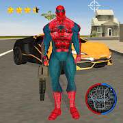 Spider Rope Hero: Vice Town