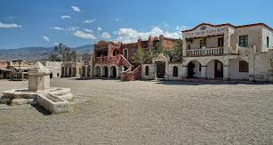 Poblado Fort Bravo de Tabernas.
