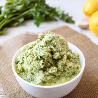 Lemon Artichoke Pesto