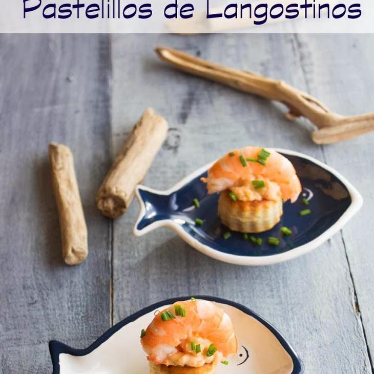 Shrimp Vol-Au-Vent Recipe