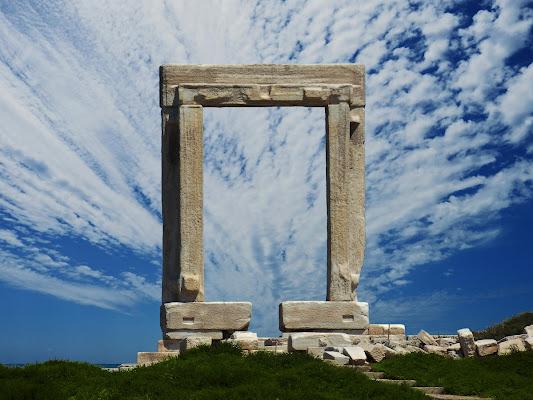 La porta del tempio di MauroV