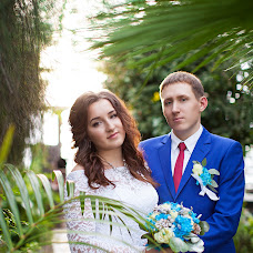 Wedding photographer Oksana Goncharevskaya (foxginger). Photo of 24.01.2017