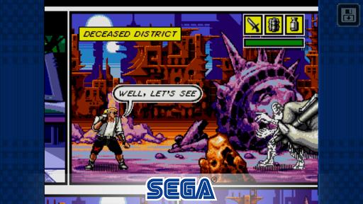 Comix Zone Classic screenshot 1