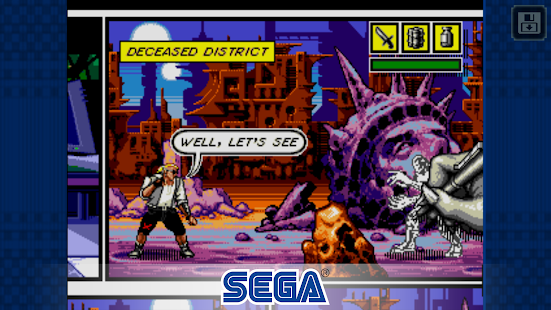 Game Comix Zone Classic APK for Windows Phone