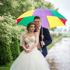 Wedding photographer Anastasiya Proskurnina (nastena). Photo of 12.08.2016