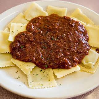 Italian Ravioli.