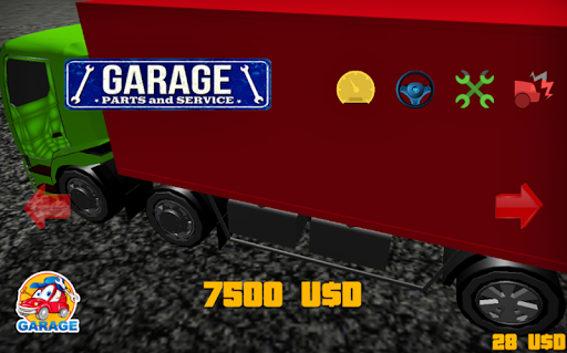 Indonesian Truck Simulator 3D  screenshots 2