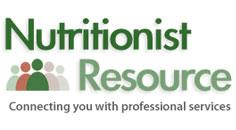 Link to Nutrition Resource w w w dot nutritionist resource dot org. u k