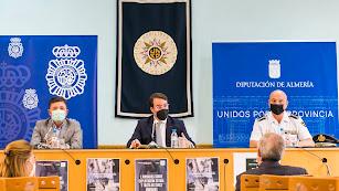 Presentación de las jornadas en la UNED