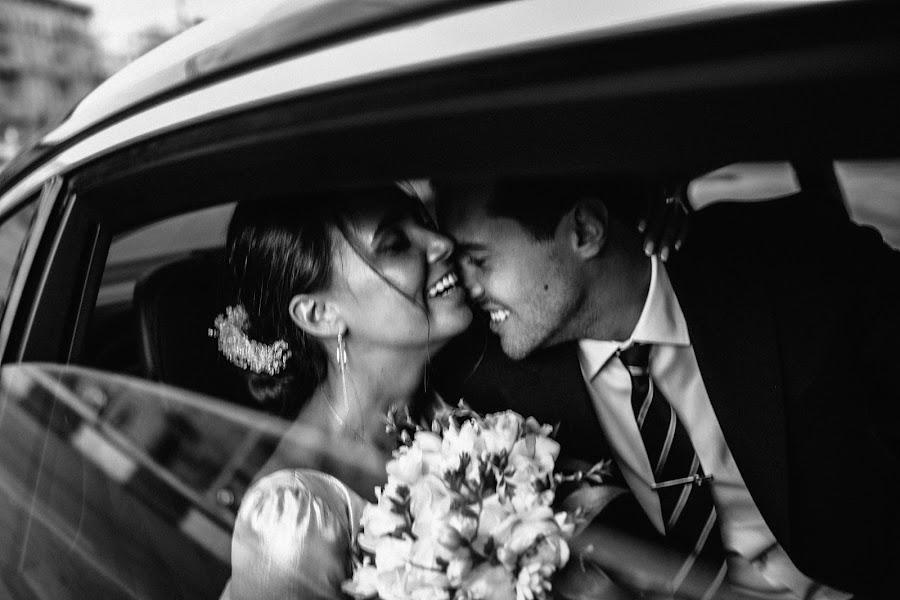 Wedding photographer Vasiliy Tikhomirov (BoraBora). Photo of 21.10.2019