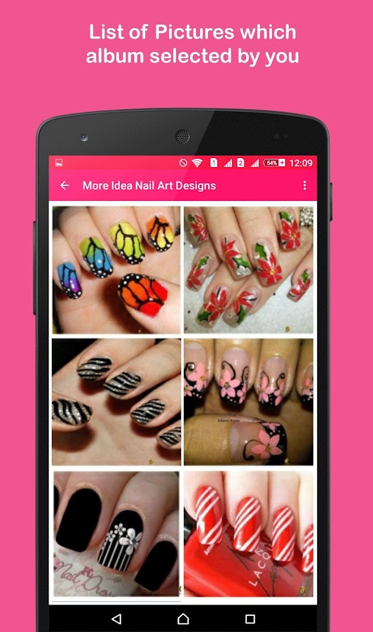 Nail art pro android apps on google play nail art pro screenshot prinsesfo Image collections