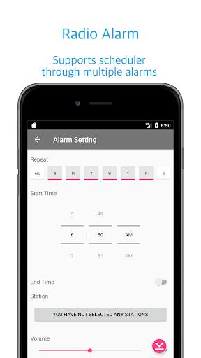 Radicast - Live FM USA Radio & Android Auto Tuner 3.0.4 screenshots 2