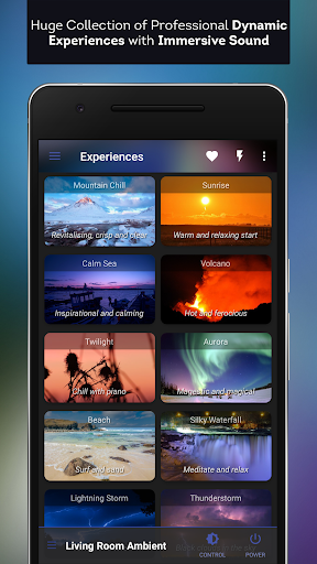 Screenshot for hueDynamic for Philips Hue Pro in United States Play Store
