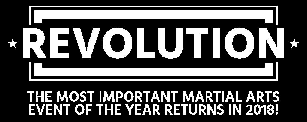 Revolution 2018 Logo
