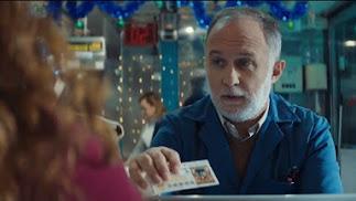 Protagonista este año del anuncio de la Lotería de Navidad.