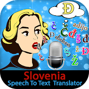 Slovenia Speech To Text Translator