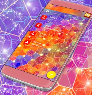 Nové SMS Témata - náhled