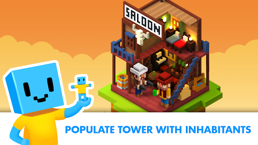 TapTower - Idle Building Game  screenshots 3