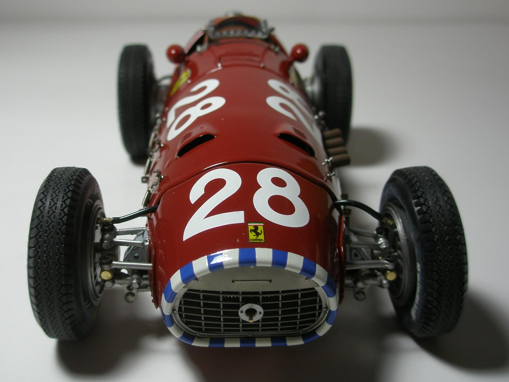 52 Ferrari 500 F2