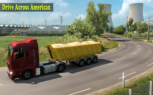 US Heavy Grand Truck Cargo 3D Driver 1.0 screenshots 16