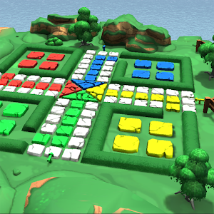Ludo 3D Multiplayer for PC and MAC