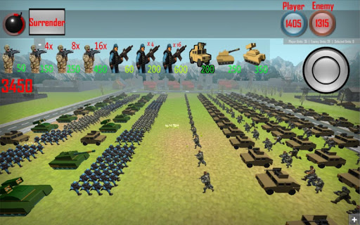 World War 3: Terror Battles RTS 1.0 screenshots 4