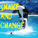 Whale's SHAKE and Change LWP icon
