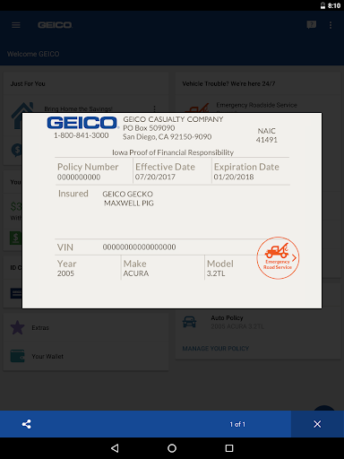 GEICO Mobile for PC