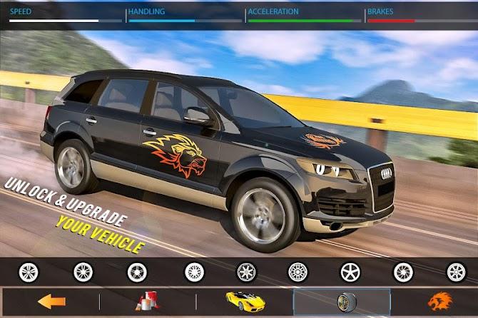 ?️ Traffic Car Highway Rush Racing Android 5