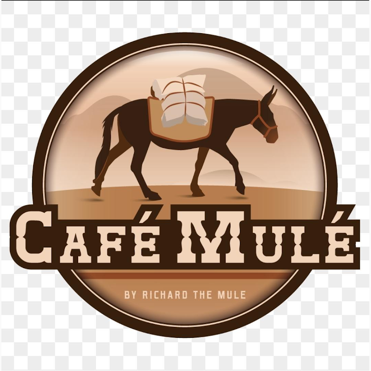 Logo of Cafe Mule Nitro Cold Brew
