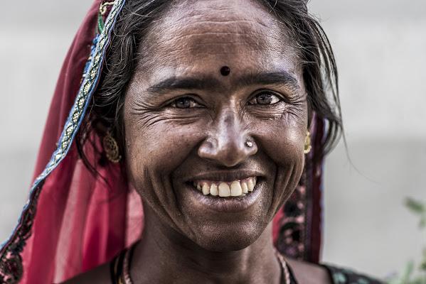 Indian Girl di Manuel G. Ph.