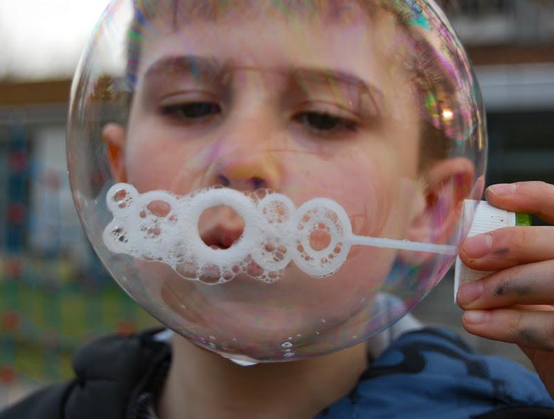 Che bolla gigante! di rosy_greggio