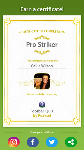 Soccer Quiz 2020 (Football Quiz) screenshots 5