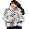 Fur Jacket Design icon