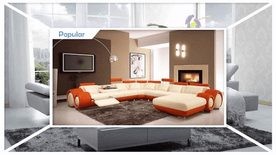 Modern Sofa Styles - náhled