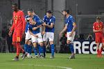 België beleeft een gefrustreerde avond en gaat na een wereldgoal van Verschaeren met 3-1 onderuit tegen het gastland