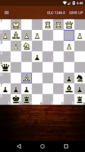 Tactic Trainer - chess puzzle - náhled