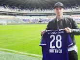 Les premiers mots d'Alexander Büttner à Anderlecht