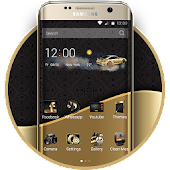 Luxury Gold Theme