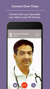 Visit-Free Chat with a Doctor- screenshot thumbnail