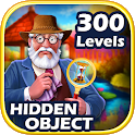 Hidden Object Games 300 Levels Free : Secret Place icon
