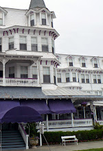 Photo: My friend and I stopped for afternoon tea at Aleathea's Restaurant, to the right of the main entrance. http://www.tripadvisor.com/Restaurant_Review-g46341-d393839-Reviews-Aleathea_s_Restaurant-Cape_May_New_Jersey.html