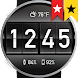 Flip Clock Watch Face for Wear OS - Androidアプリ