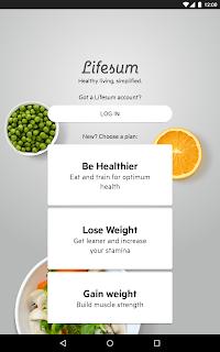 Lifesum - The Health Movement screenshot 08