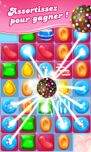 Candy Crush Jelly Saga  captures d'écran 2