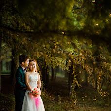 Wedding photographer Ping Lu (xslp2004). Photo of 16.10.2016
