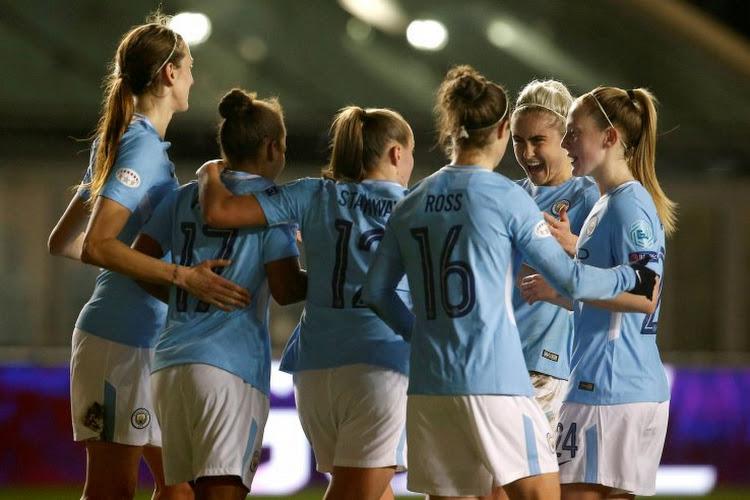 Tessa Wullaert et Manchester City remportent le derby